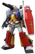 EXVS FULL BOOST Perfect Gundam3