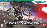 Gundam throne eins