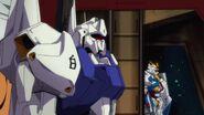 MSN-00100 Hyaku Shiki GPB Color (Byaku Shiki) 02