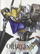 Mobile Suit Gundam IRON-BLOODED ORPHANS 1ST BD Vol.1