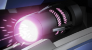 GN Arms Large GN Cannon Charging 01 (00 S1,Ep21)