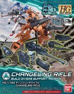 HGBC Changeling Rifle