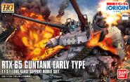 Hg Guntank Early Type