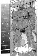 Legend of the Universal Century Heroes Zaku II Dozle Zabi Custom