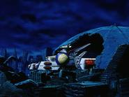 Mobile Suit Gundam Journey to Jaburo PS2 Cutscene 021 White Base 2