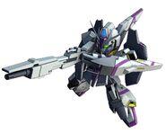 SD Gundam G Generation Genesis zeta iii gundam