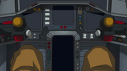 Strike cockpit