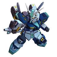 SD Gundam G Generation Genesis MP NU Gundam
