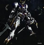 43.ASW-G-08 Gundam Barbatos Lupus Rex (Episode 46)