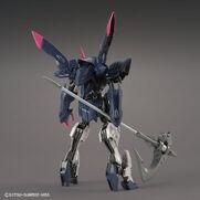 ASW-G-56 Gundam Gremory (Gunpla) (Rear)