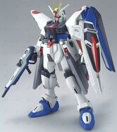 High Grade Gundam Seed ( HGSEED ) Freedom Gundam