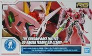 RG 00 Raiser -Trans-Am Clear-