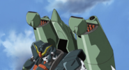 Chaos Gundam Missile Launchers 01 (Seed Destiny Ep2)