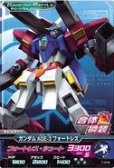 Gundam AGE-3 Fortress GB Try Age 2