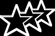 GTO Tri-Stars emblem