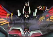 Grand Master Gundam vs Gundams