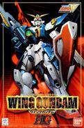 HG 1-100 Boxart - Wing Gundam