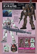 Mobile Suit Gundam The Origin Mechanical Archive Vol. 24 B