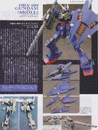 Scratch build - Gundam (Skoll) 3