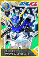 Gundam AGE-FX GCC