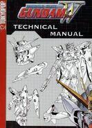 Gundam Technical Manual -1 Gundam Wing