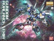 MG Gundam Avalanche Exia'