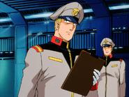 Mobile Suit Gundam Journey to Jaburo PS2 Cutscene 009 Wakkein