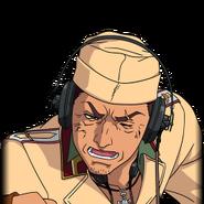 SD Gundam G Generation Genesis Character Face Portrait 2 0236