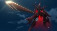 Arche Gundam GN Buster Sword 02 (00 S2,Ep9)