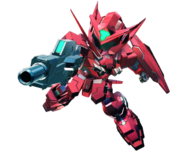Astraea Type F SD Gundam G Generation Cross Rays