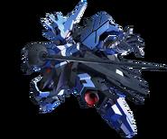 SD Gundam G Generation Cross Rays Gundam Vidar