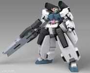 CB GN-008 Seravee Gundam