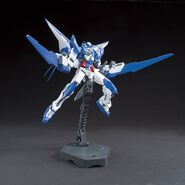 GPPGN-001 Gundam Amazing Exia (Gunpla) (Action Pose)