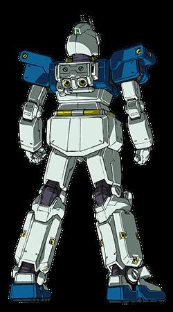 Rear (w/o armaments)