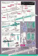 Mobile Suit Gundam The Origin Mechanical Archive Vol. 24 C