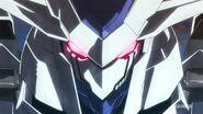 ASW-G-01 Gundam Bael (Episode 43) Face Close up (2)