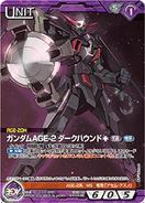 Gundam AGE-2 Dark Hound Carddass