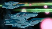 Nazca-Class in Battle 01 (Seed HD Ep47)