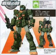RGM-79FP - GM Striker - SpecsDetailDesign