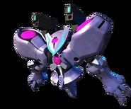 SD Gundam G Generation Cross Rays Gaga Cannon
