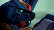 ANT Gundam Mk-II Titans head