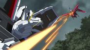 Aegis Gundam CIWS Firing 02 (Seed HD Ep30)