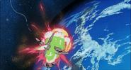 Alpha Azieru Destroyed (Quess KIA)