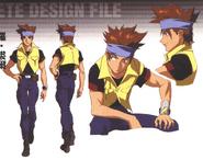 Character Sheet Lowe Guele
