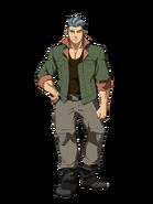 G Gen Cross Rays Custom Character (Male Tekkadan Soldier)