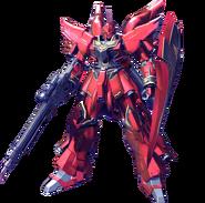MSN-06S Sinanju (Gundam Versus)