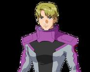 ''SD Gundam G Generation Crossrays'' mu la flaga