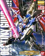 MG Destiny Gundam 30th