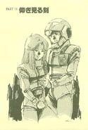 Mobile Suit Gundam Char's Counterattack - Beltorchika's Children RAW 275