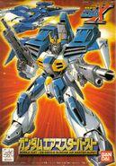 GW-9800-B Gundam Air Master Burst - Boxart